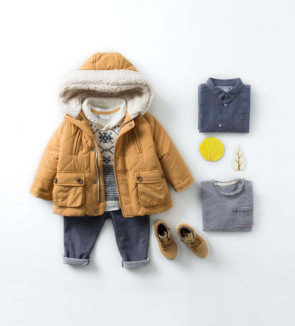 ropa de bebe nina zara