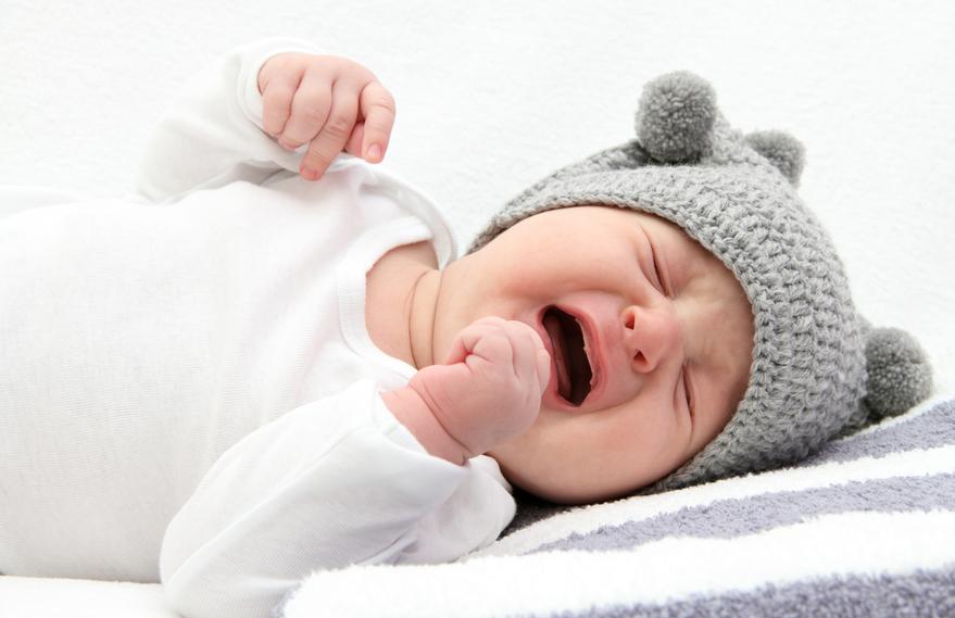 Aliviar las molestias de los primeros dientes - Síntomas
