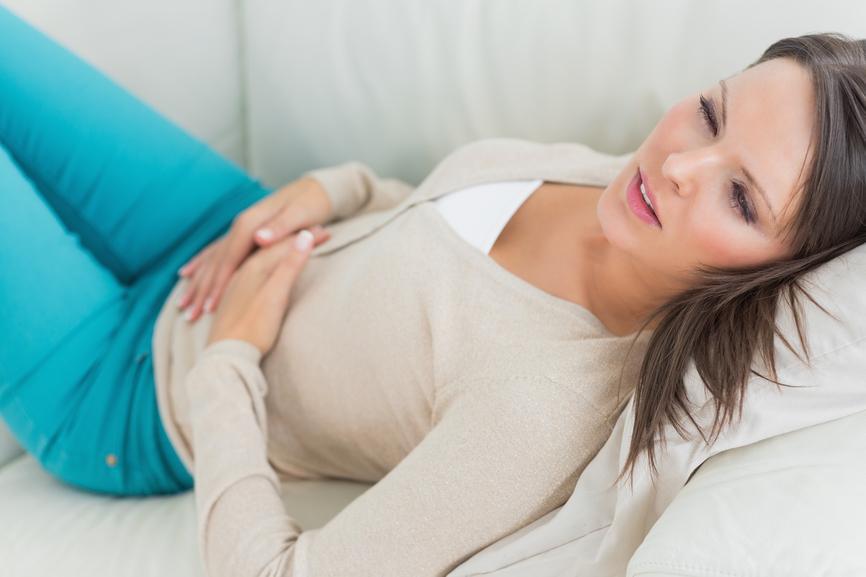 Primeros síntomas de embarazo - Malestar pasajero
