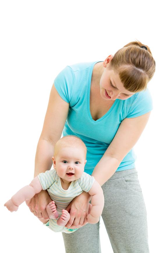 Yoga para bebés - Ejercicios para el bebé